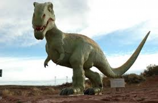 Chocón - Tierra de Dinos