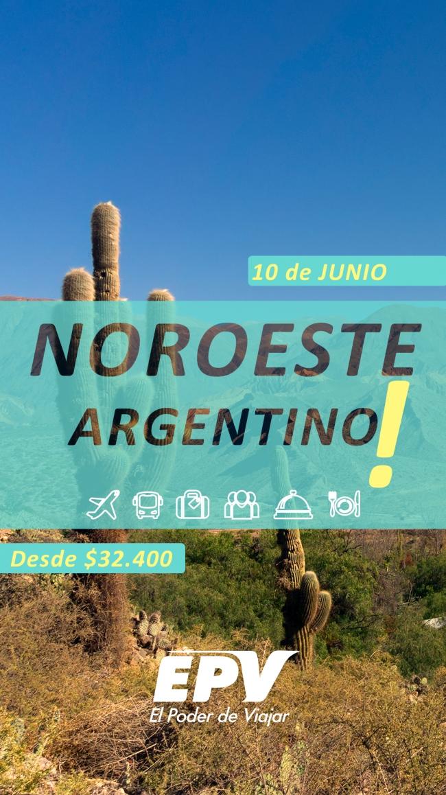 NOROESTE ARGENTINO EN AVION