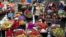 Bangkok y Playas